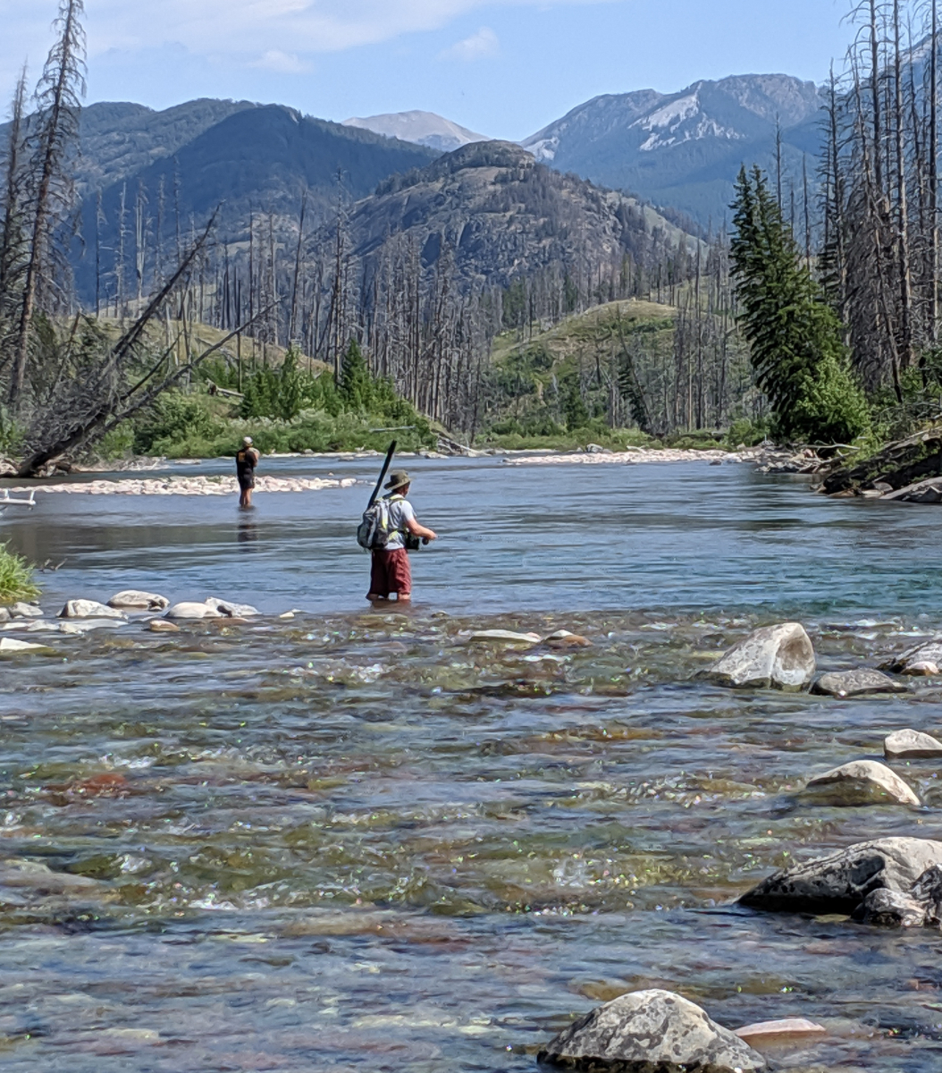 Remote Fly Fishing